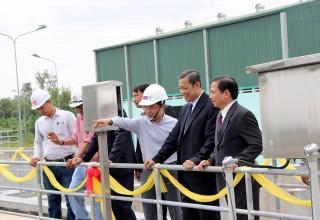 Vận hành hệ thống thoát nước và xử lý nước thải ở TP. Long Xuyên