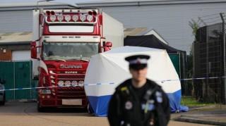 39 người thiệt mạng trong container ở Anh là người Trung Quốc