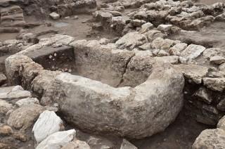Israel phát hiện nhà thờ Cơ đốc giáo có niên đại 1.500 năm