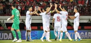 Bảng xếp hạng FIFA tháng 10-2019: Việt Nam hơn Thái Lan 12 bậc