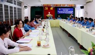 Bàn giải pháp nâng cao chất lượng hoạt động nữ công doanh nghiệp ngoài khu vực nhà nước