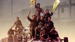 Người Kurd muốn gia nhập SAA