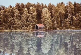 Cảnh thu đẹp đến nao lòng ở khắp nơi trên thế giới
