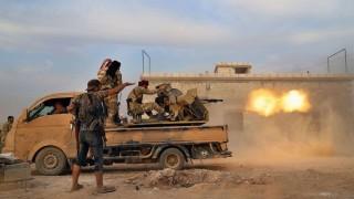 Thổ Nhĩ Kỳ - Syria: Bất chấp lệnh ngừng bắn