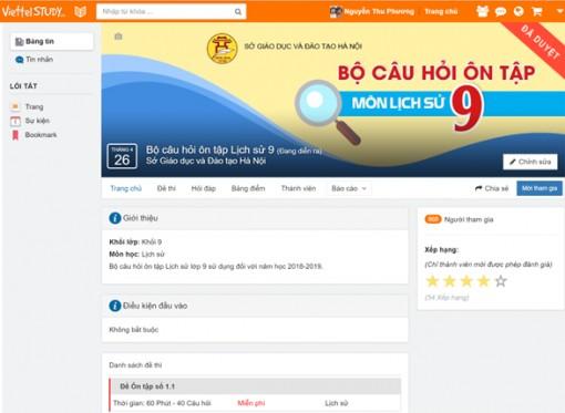 Hai sản phẩm học trực tuyến của Việt Nam giành giải thưởng CNTT ASEAN