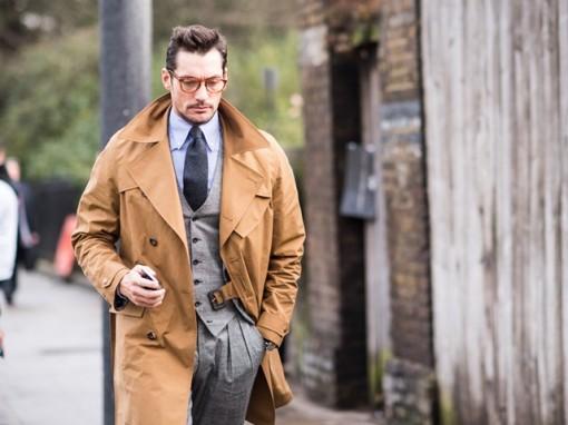 5 mẫu áo khoác không thể thiếu đối với phái mạnh