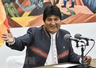Bolivia: Tòa án Bầu cử xác nhận chiến thắng của Tổng thống Morales