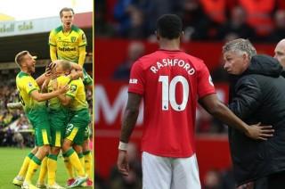 Norwich - MU: Quỷ đỏ giải cơn khát chiến thắng ở Premier League?