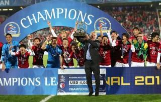 Các CLB Việt Nam sáng cửa dự AFC Champions League