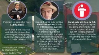 Xác minh danh tính nạn nhân vụ 39 người chết trong container