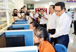 An Giang xây dựng chính quyền điện tử