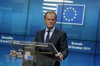 Liên minh châu Âu đã nhất trí gia hạn Brexit đến ngày 31-1-2020