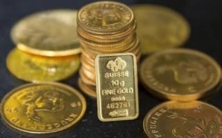 Giá vàng quay đầu giảm trước thềm cuộc họp của FED