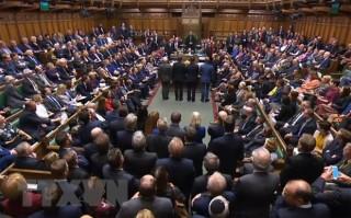 Quốc hội Anh khước từ đề xuất tổng tuyển cử sớm của Thủ tướng