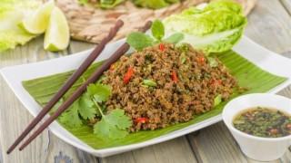 Thỏa sức khám phá ẩm thực Lào ngon quên lối về