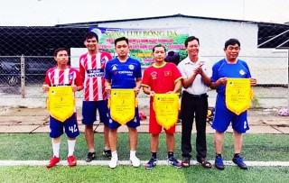 Niềm đam mê bóng đá của một doanh nghiệp