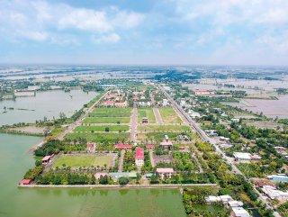 """Bất động sản huyện Vĩnh Thạnh - TP. Cần Thơ """"vượt vũ môn hóa rồng"""""""
