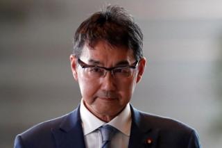Thêm một bộ trưởng trong Chính phủ Nhật Bản từ chức