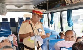 Tập trung đảm bảo an toàn giao thông những tháng cuối năm 2019