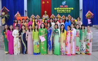 Nâng cao tỷ lệ phụ nữ tham gia lĩnh vực chính trị ở Phú Tân