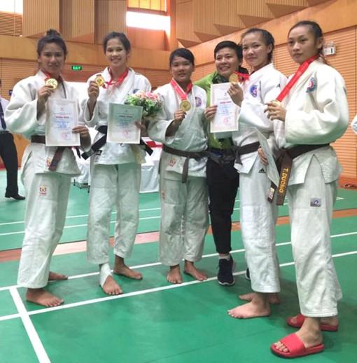 Ấn tượng Judo Đồng Tháp