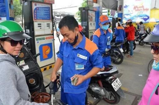 Xăng, dầu đồng loạt giảm giá lần thứ 2 trong tháng 10