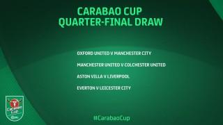 Gặp đối thủ dễ nhất vòng tứ kết, MU sáng cửa vào bán kết League Cup