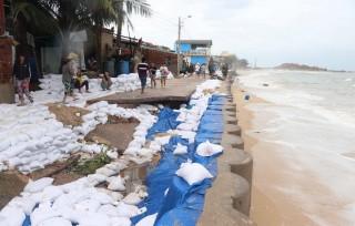 Thực hiện nghiêm chỉ đạo của Phó Thủ tướng về ứng phó mưa lũ và bão