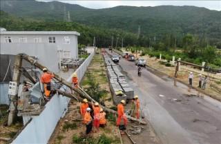 Bão số 5 và hoàn lưu sau bão gây nhiều thiệt hại nghiêm trọng tại các địa phương