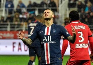 Vòng 12 Ligue 1: PSG thua sốc đội cuối bảng Dijon