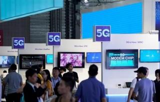 Trung Quốc chính thức phát mạng 5G: Cuộc đua bắt đầu tăng nhiệt