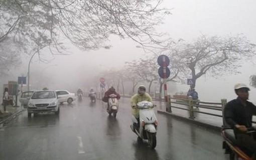 Thời tiết ngày 2-11: Miền Bắc tiếp tục hứng chịu mưa rét, có nơi dưới 17 độ C