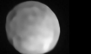 Hành tinh lùn giữa sao Hỏa và sao Mộc