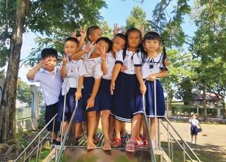 Chăm lo trẻ em vì một xã hội học tập phát triển toàn diện