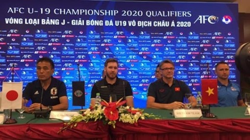 U19 Việt Nam tranh suất dự vòng chung kết U19 châu Á 2020