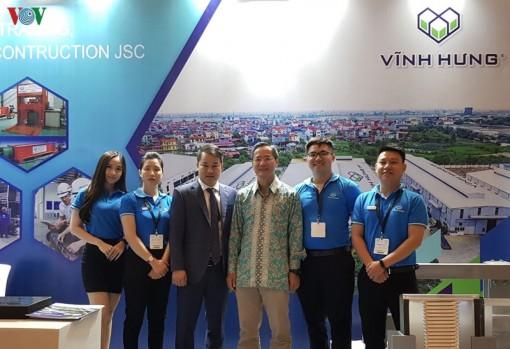 Việt Nam tham dự Triển lãm Cơ sở hạ tầng Indonesia 2019