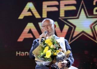AFF Award 2019: HLV Park Hang Seo thắng giải HLV hay nhất năm