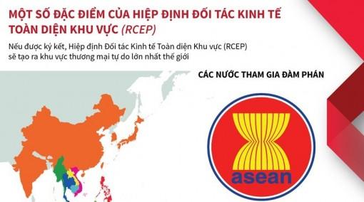 Đặc điểm Hiệp định đối tác kinh tế toàn diện khu vực