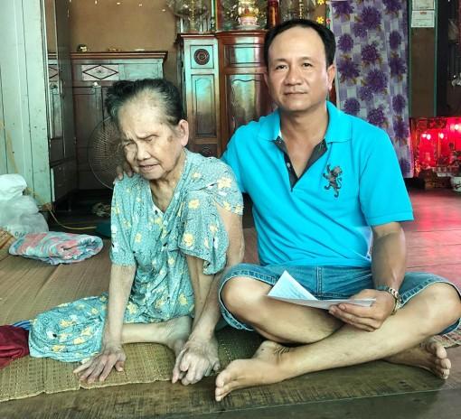Địa phương đã tiếp nhận hồ sơ của gia đình bà Nguyễn Thị Khôn