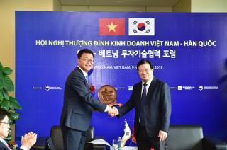 Việt Nam mong muốn hợp tác trong phát triển công nghiệp 4.0