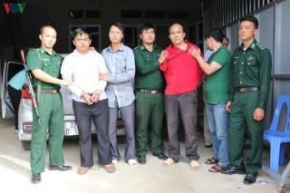 Công an Điện Biên phá đường dây mua bán ma túy lớn xuyên quốc gia