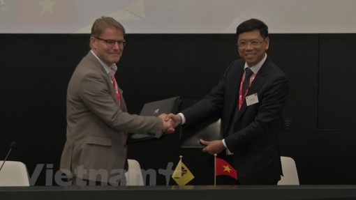 EVFTA và EVIPA - Xung lực mới cho hợp tác kinh tế thương mại Việt-Bỉ