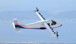 NASA phát triển máy bay chạy hoàn toàn bằng động cơ điện