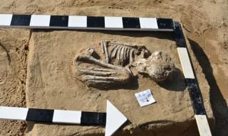 Phát hiện hầm mộ cổ 2 tầng thời Hy Lạp-La Mã cổ đại tại Ai Cập
