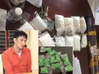 Triệt phá đường dây ma túy lớn ở Lâm Đồng