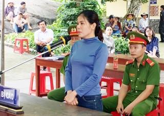 Bị phạt tù vì ngăn cản lực lượng chức năng làm nhiệm vụ