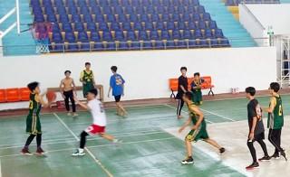 Đưa bóng rổ đến với tuổi trẻ đầu nguồn