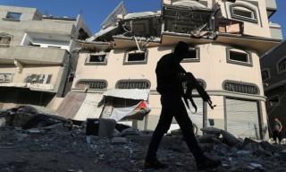 Israel tấn công nhà riêng của chỉ huy nhóm Hồi giáo Jihad ở Dải Gaza