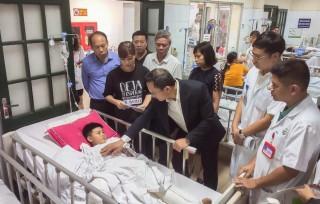 Tai nạn giao thông được xếp nhóm hàng đầu gây tử vong tại bệnh viện