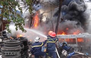 Bộ trưởng nhận trách nhiệm vì xử lý phòng cháy chữa cháy chưa nghiêm